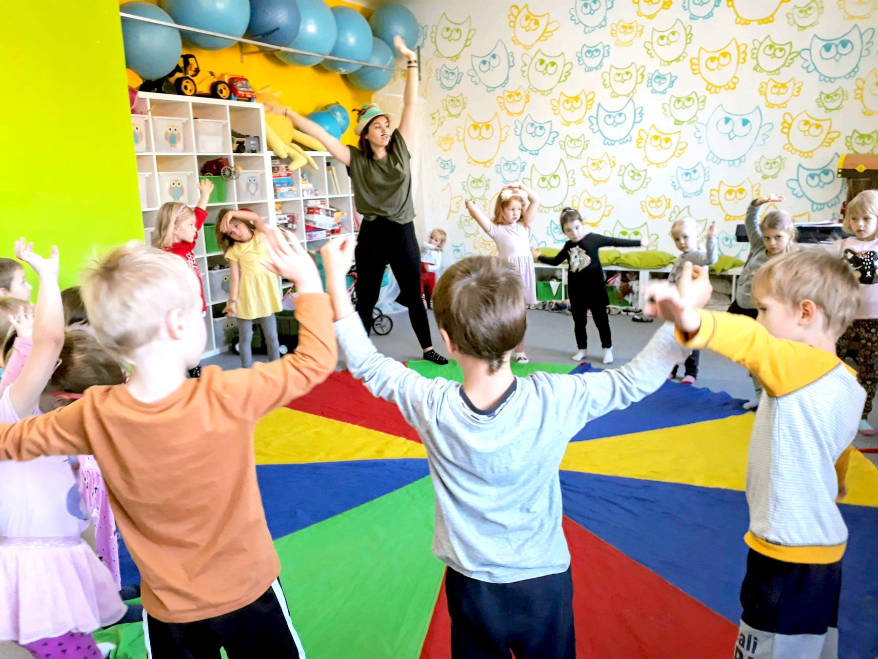Univerzitka - materska skola Brno - didakticky zacilene cinnosti