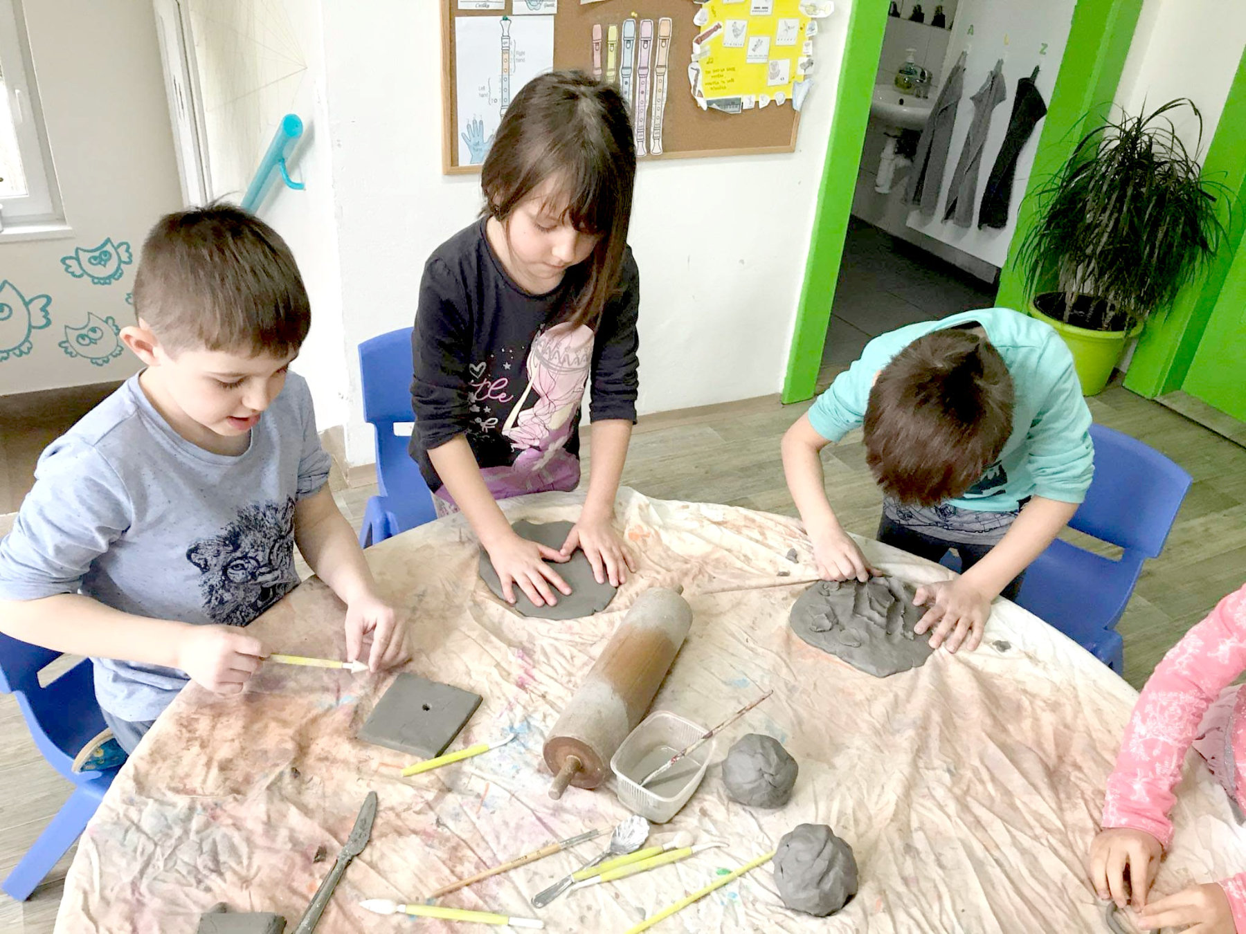 Univerzitka - materska skolka Brno - Odpoleni zajmove cinnosti