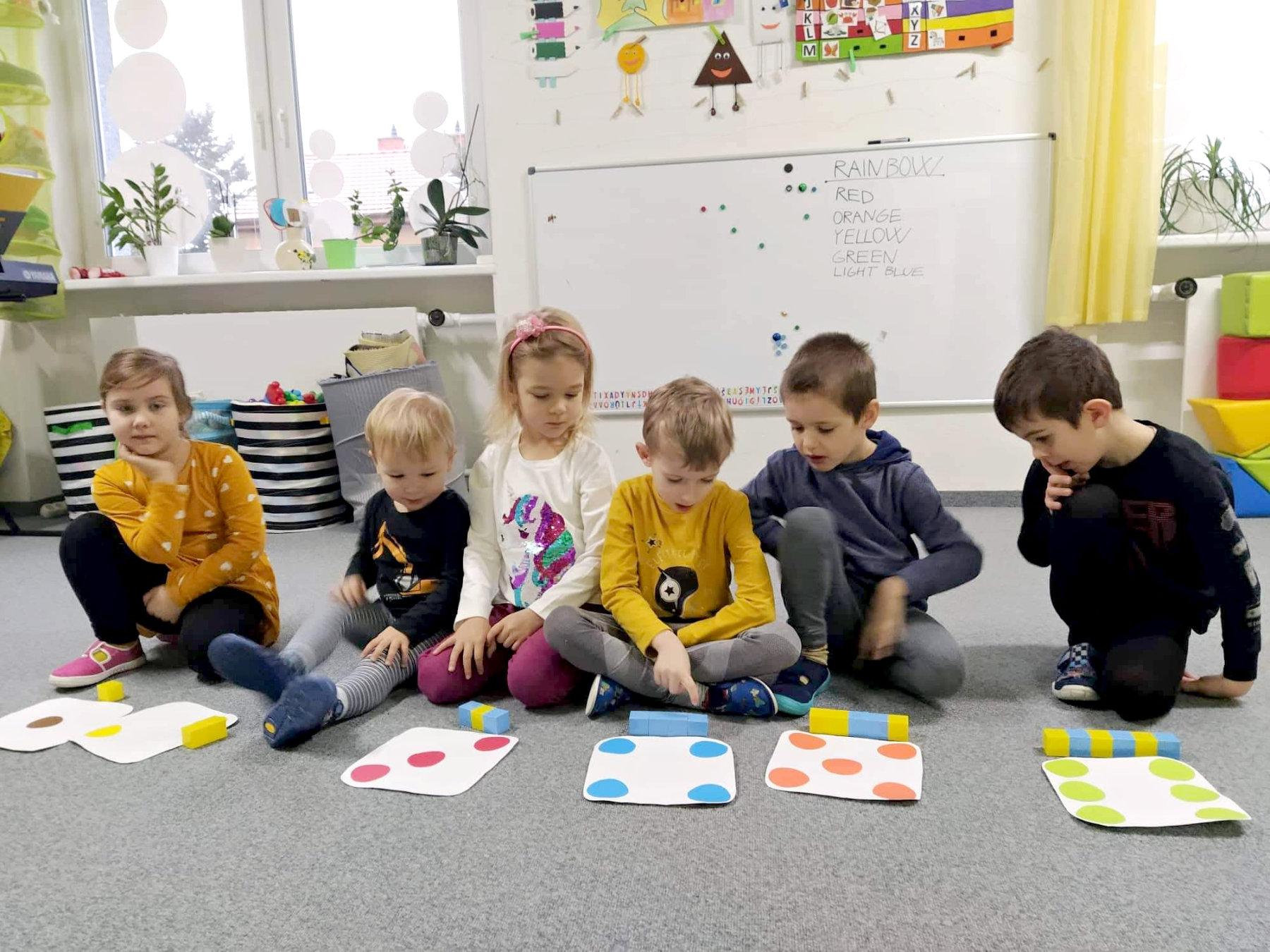 Univerzitka - materska skolka Brno - predskolacka chvilka