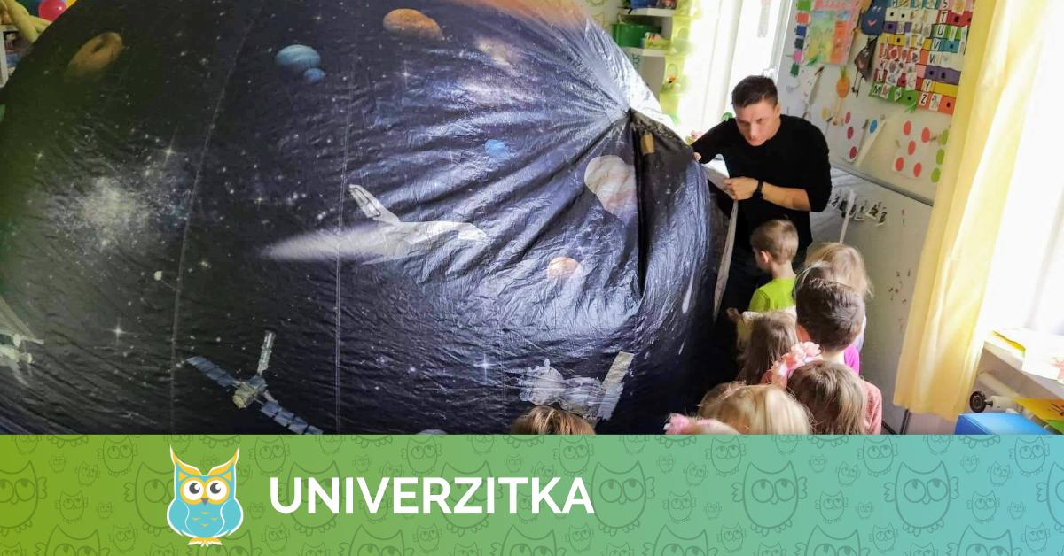 Univerzitka - Mateřská škola - Brno - Listopad 2019