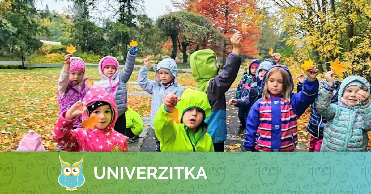 Univerzitka - Mateřská škola - Brno - říjen 2019