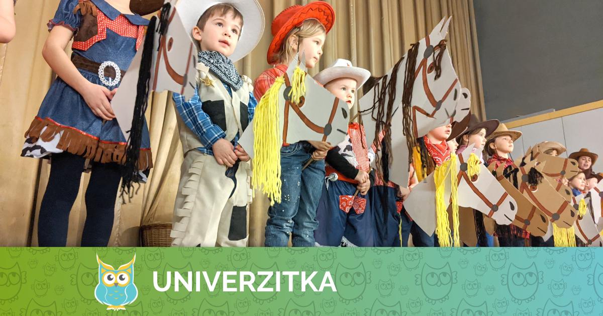 Univerzitka - Mateřská škola - Brno - Únor 2020