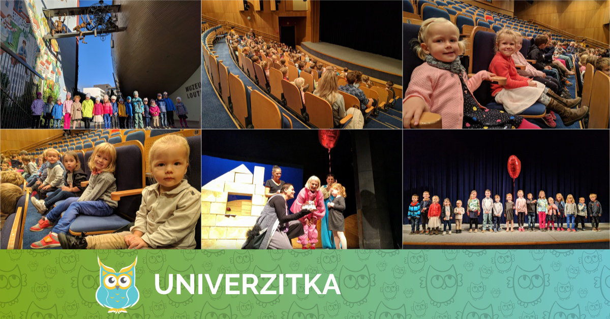 Divadlo Radost 24. 9. 2018