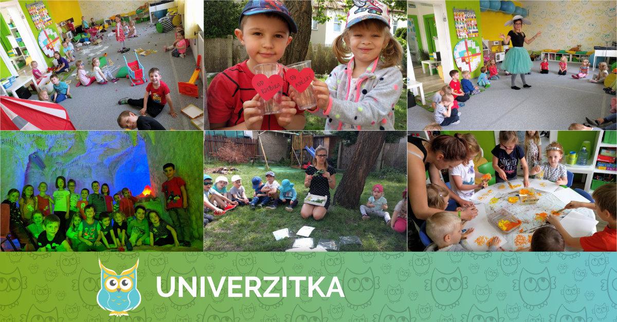 Květen 2018 v Univerzitce