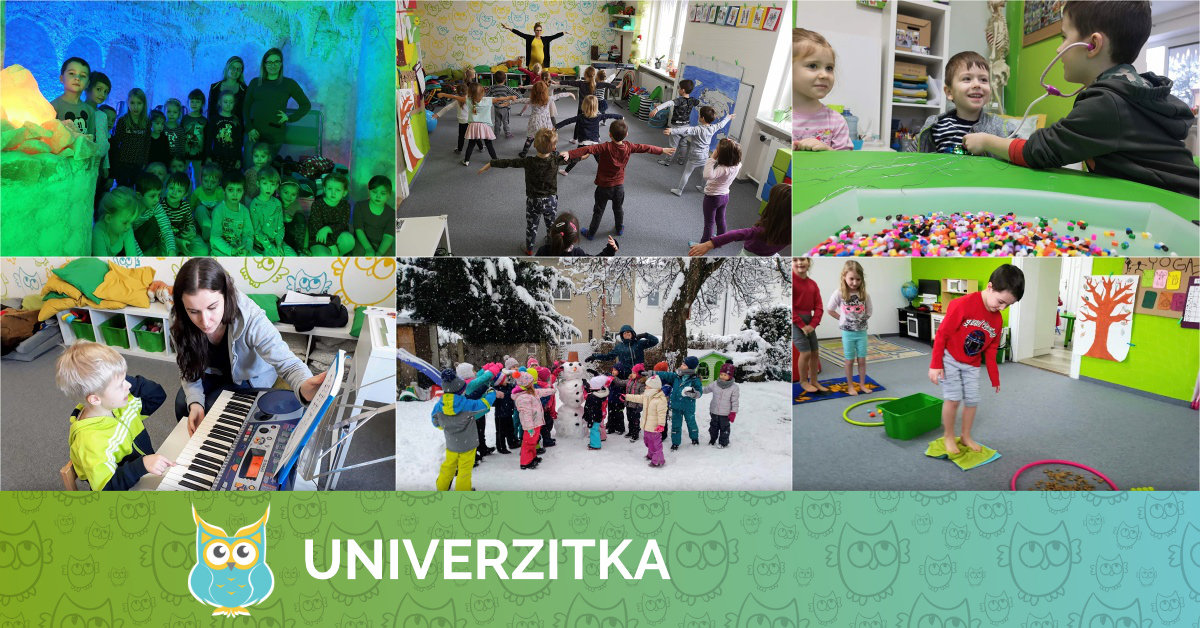Leden 2019 v Univerzitce
