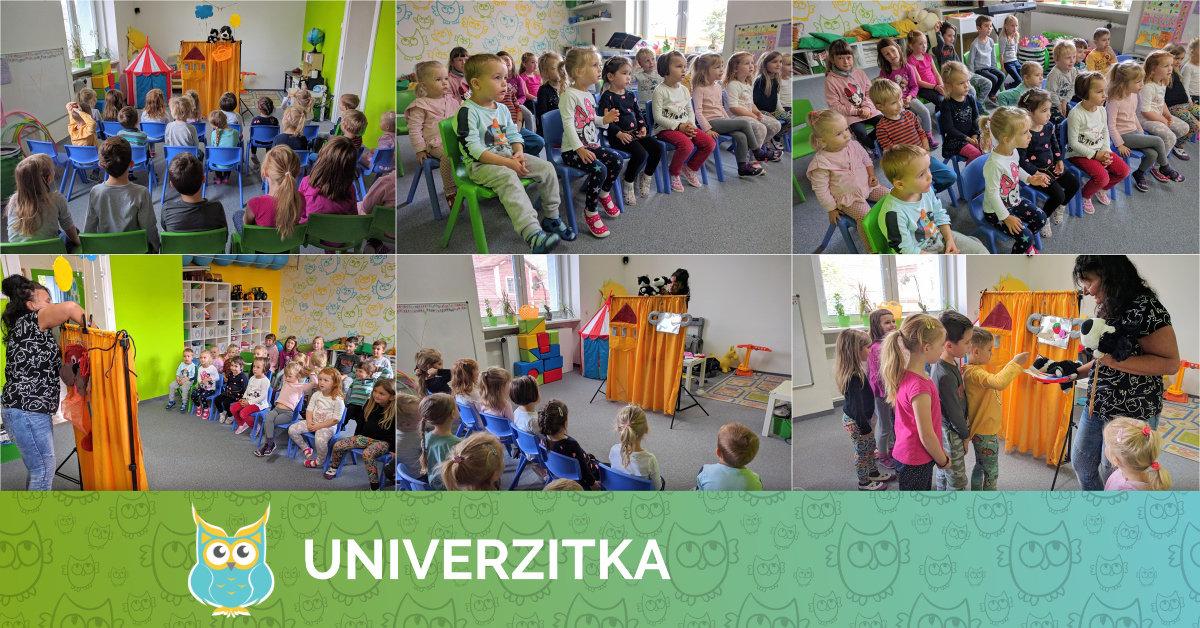 Medouškovo divadélko 2. 10. 2018