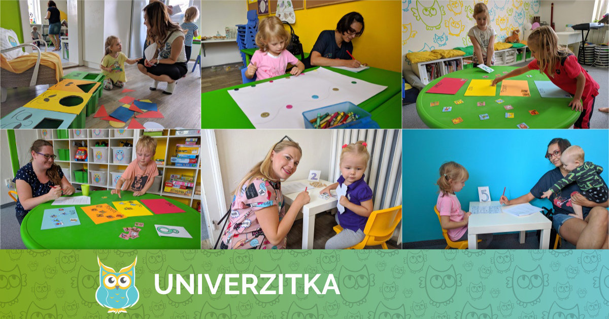 Netradiční třídní schůzky v Univerzitce 19. 9. 2018