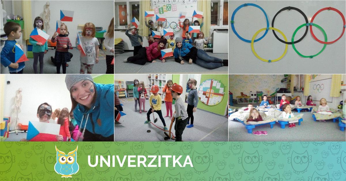 Olympijské Noční Univerzitkování