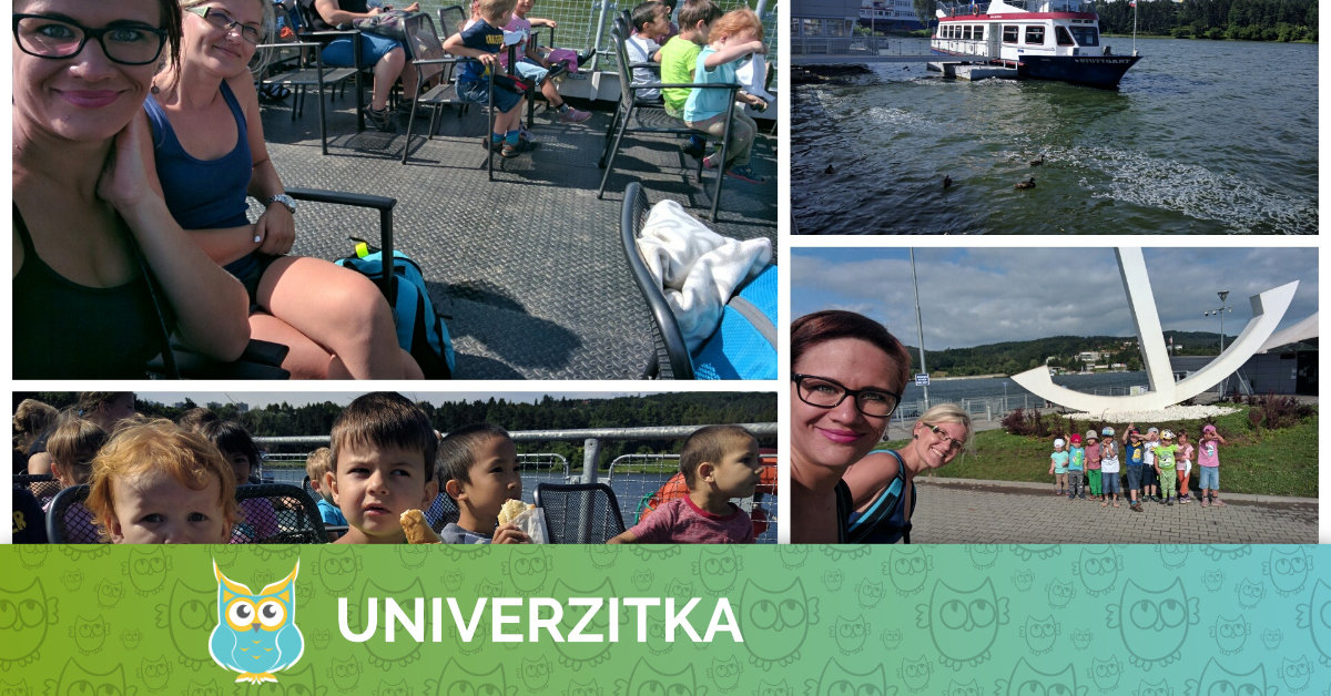 Poznáváme Brno - Univerzitka na přehradě