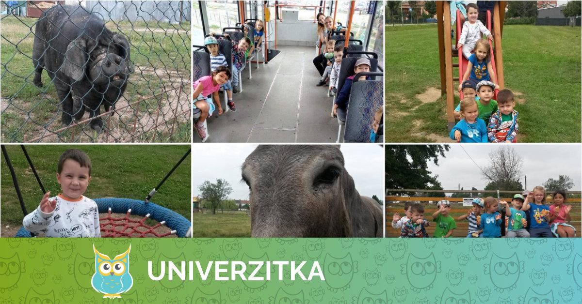 Poznáváme Brno – Univerzitka v Jižanském dvorku