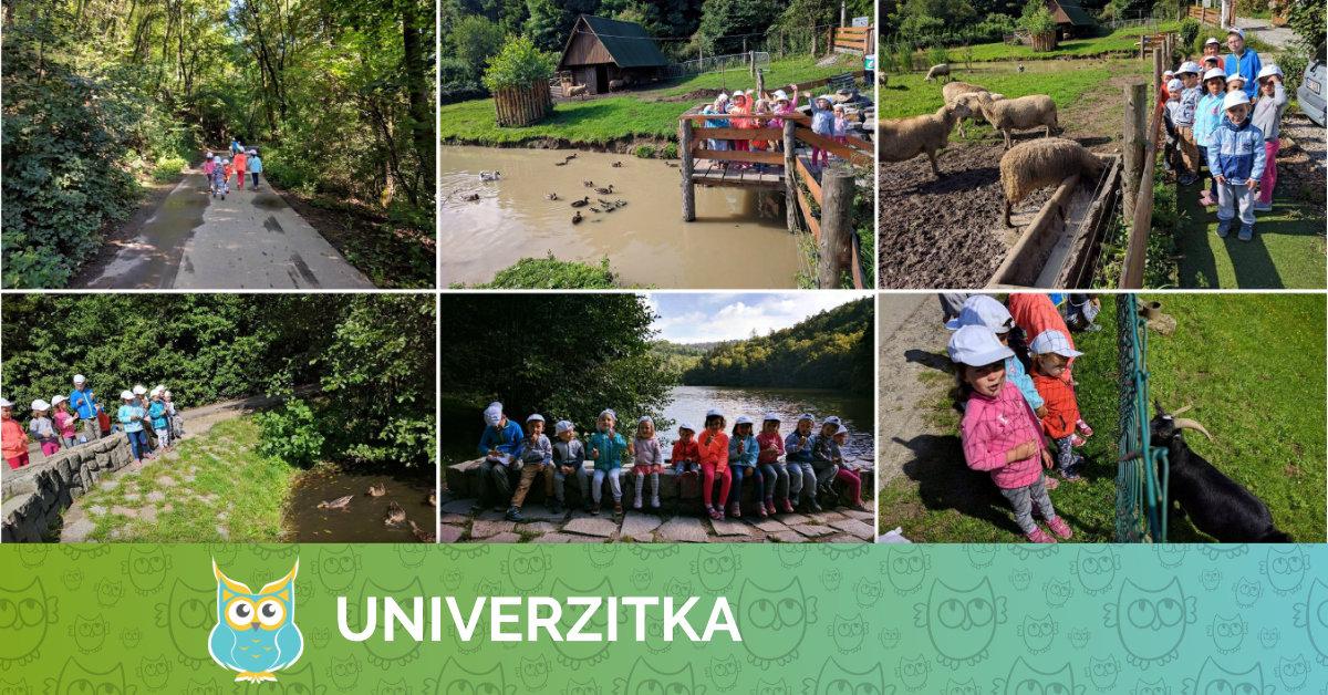 Poznáváme Brno – Univerzitka v Mariánském údolí