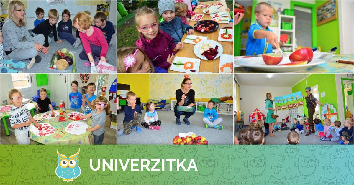 Roční tematický plán v Univerzitce