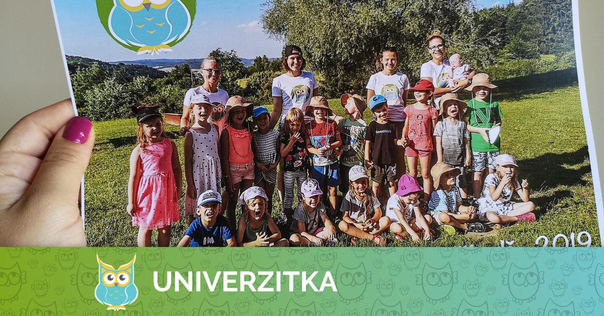 Školka v přírodě 2019