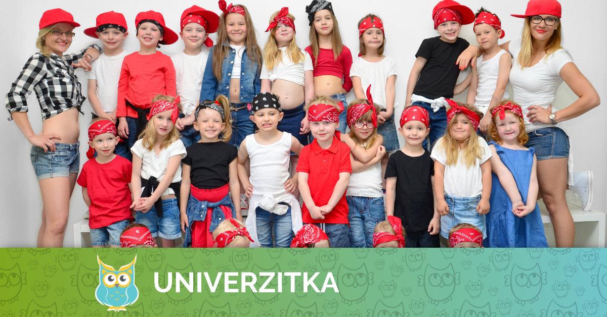Školní rok 2017/2018 v Univerzitce