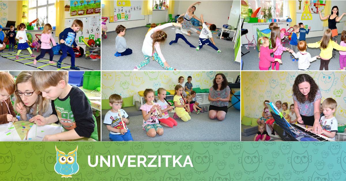 UNIVERZITKOVÁ TŘETÍ RADOST - Vyhrajte týdenní pobyt v Univerzitce!