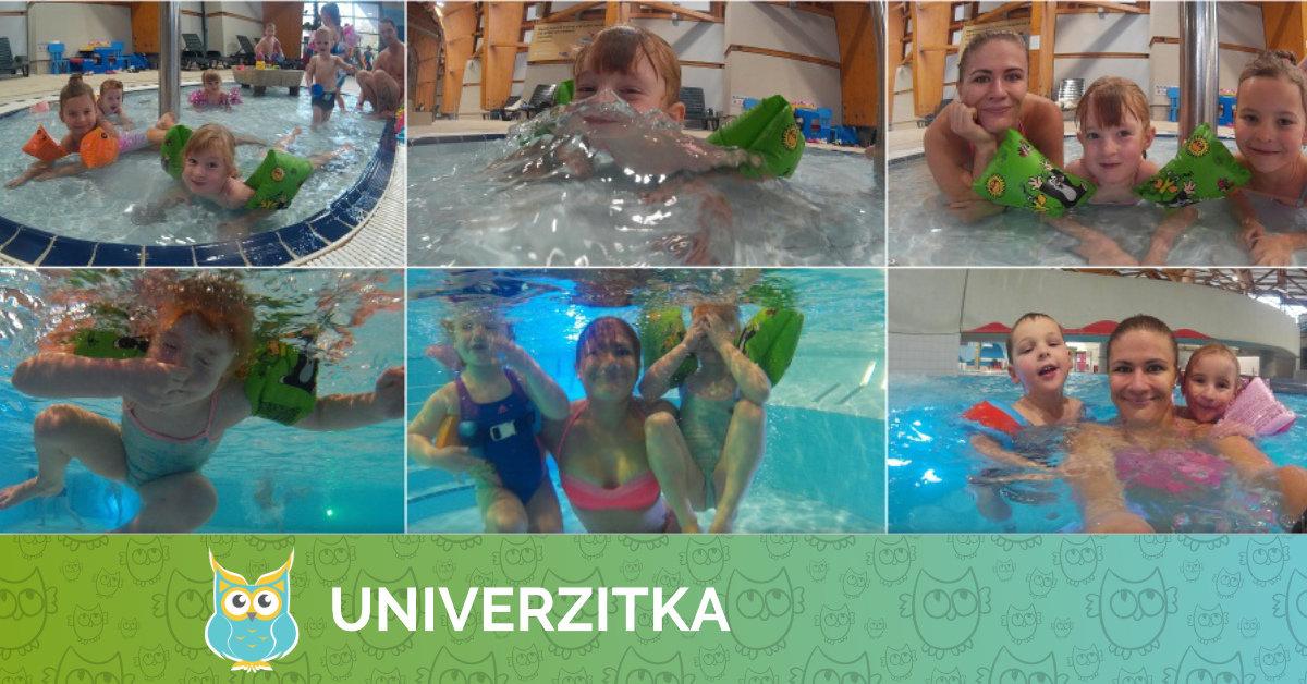 Univerzitka na plavání 25. 10. 2017