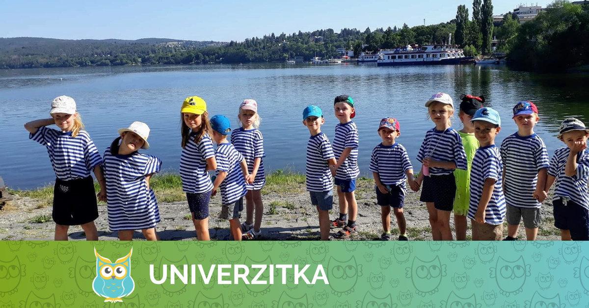 Univerzitka na přehradě