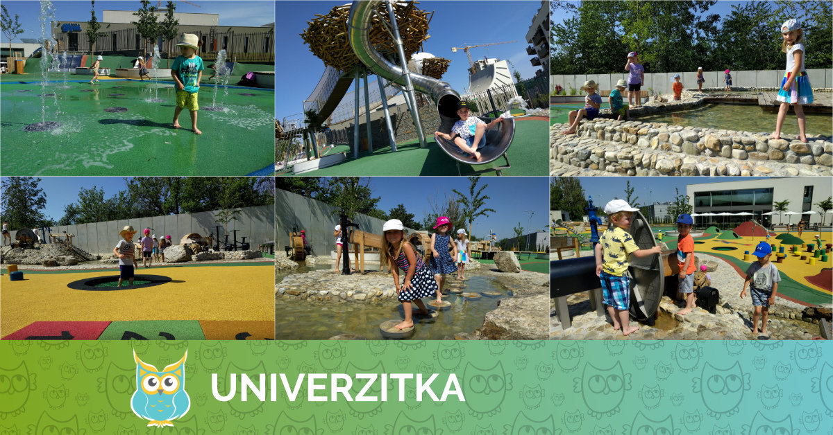 Univerzitka v BRuNO family parku