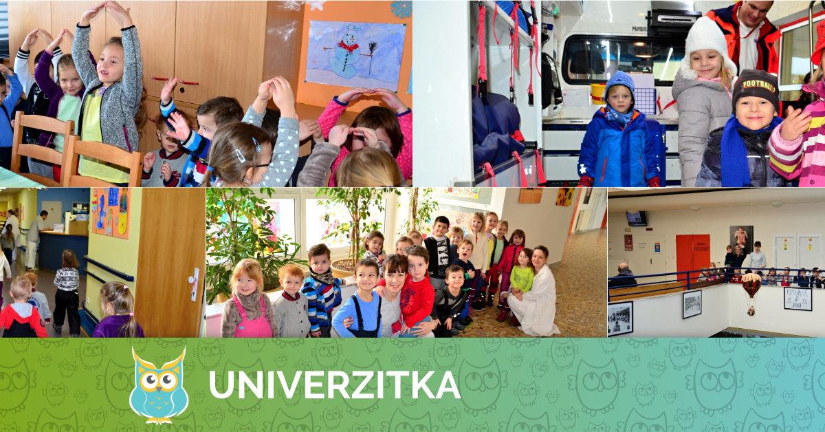 Univerzitka v Dětské nemocnici