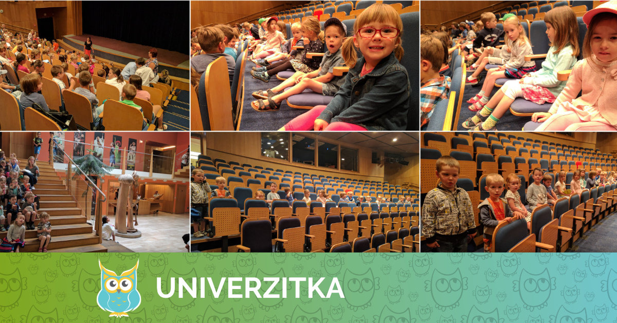 Univerzitka v Divadle Radost