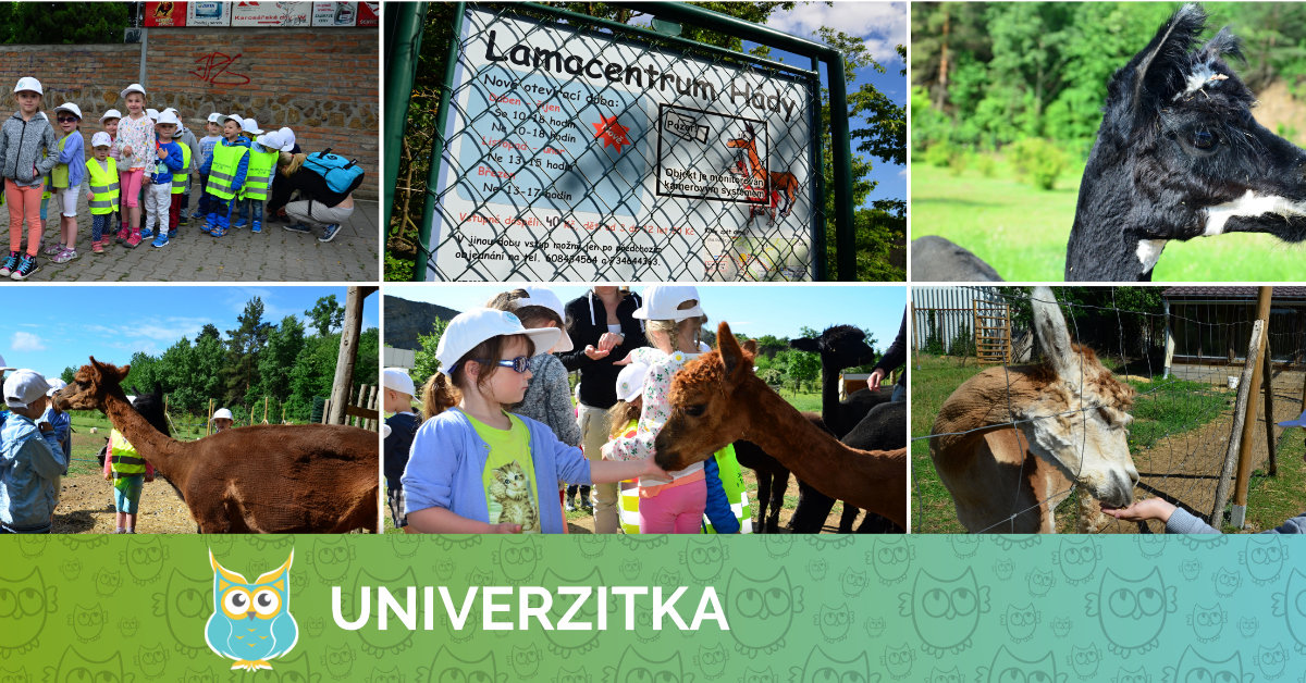 Univerzitka v LAMACENTRU