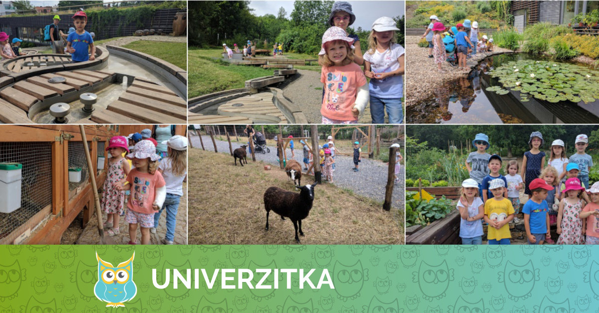 Univerzitka v Otevřené zahradě