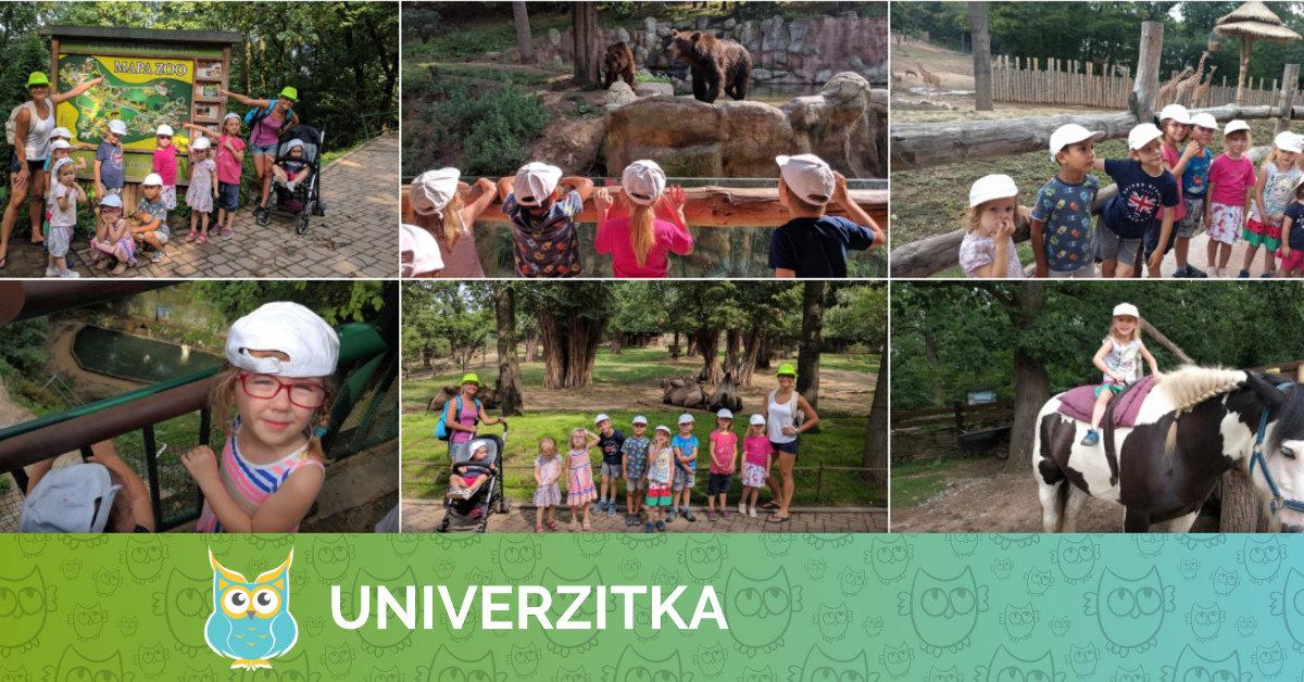 Poznáváme Brno – Univerzitka v ZOO