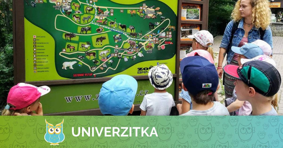 Univerzitka v ZOO