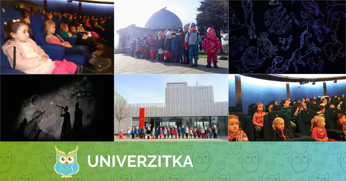 Univerzitka v planetáriu 25. 2. 2019