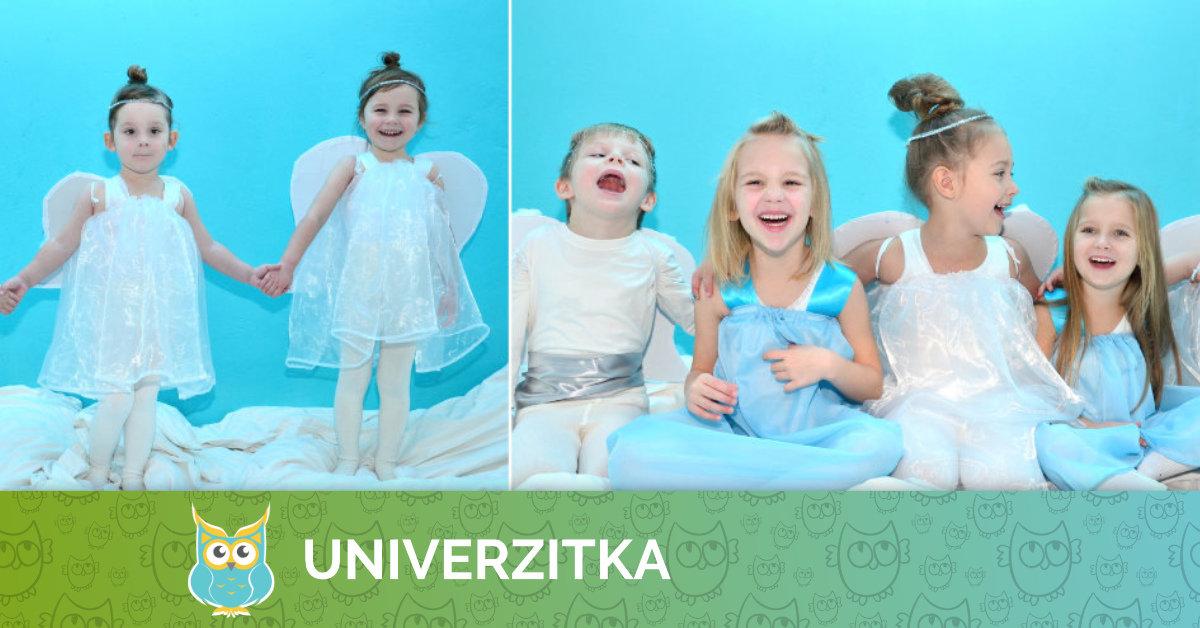 Univerzitka v prosinci rozdává radost všem dětem!
