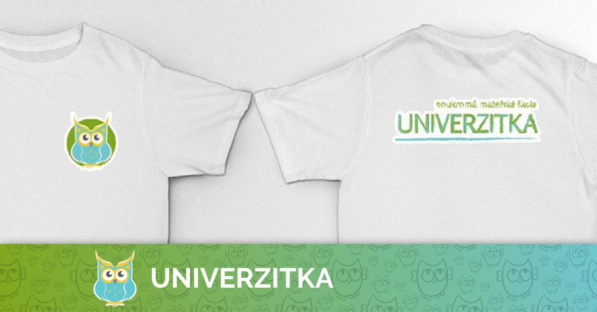 Univerzitková trička