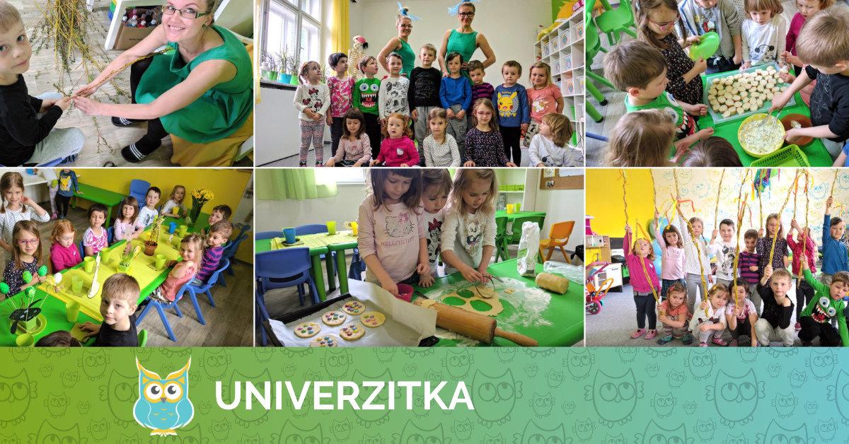 Zelený čtvrtek v Univerzitce