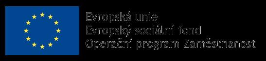Evropská unie - Evropský sociální fond - operační program zaměstnanost